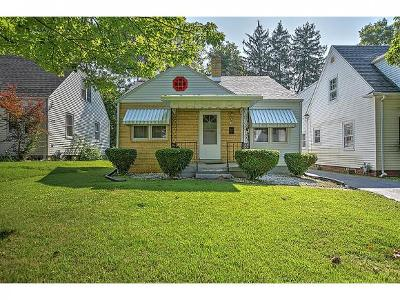 Single Family Home For Sale: 140 N Victoria Ave