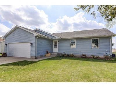 Maroa Single Family Home For Sale: 404 E Kennedy St