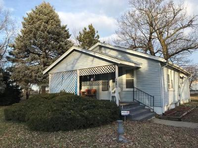 Decatur IL Single Family Home For Sale: $36,000