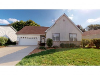 Forsyth Single Family Home For Sale: 784 Jacobs Way