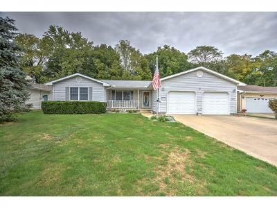 Mt. Zion Single Family Home For Sale: 960 Kirk Dr