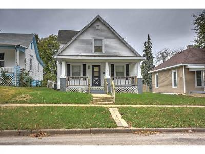 Decatur IL Single Family Home For Sale: $40,000