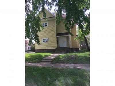 Decatur IL Multi Family Home For Sale: $34,900