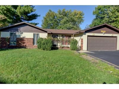 Decatur IL Single Family Home For Sale: $79,900
