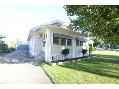 Decatur IL Single Family Home For Sale: $46,900