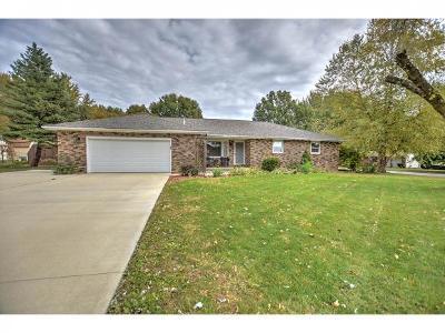 Forsyth Single Family Home For Sale: 396 Ventura Dr