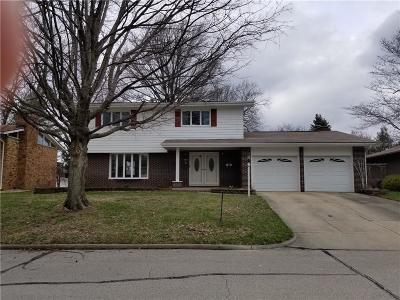 Decatur Single Family Home For Sale: 734 Crestline Dr.