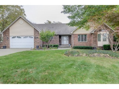 Decatur Single Family Home For Sale: 1190 Wedgewood Court