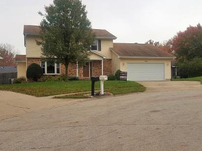 Decatur Single Family Home For Sale: 939 S Marlin Ct