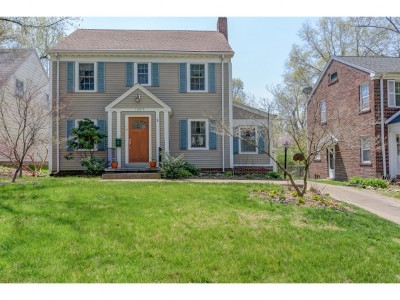 Decatur Single Family Home For Sale: 1695 W Riverview Ave