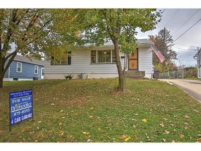 Decatur Single Family Home For Sale: 34 Medial Dr