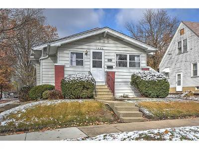 Single Family Home For Sale: 1404 E Lawrence St