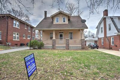 Decatur Single Family Home For Sale: 1577 W Wood St.