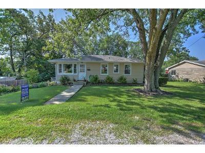 Decatur Single Family Home For Sale: 4375 E Du Frain Ave