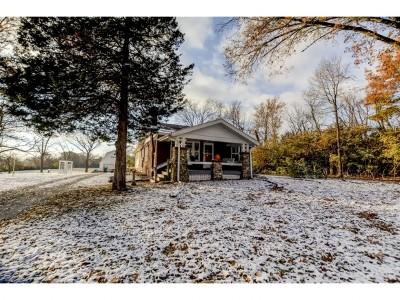 Single Family Home For Sale: 1835 S Saint Louis Bridge Rd