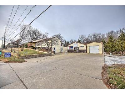 Single Family Home For Sale: 1920 E Mound Road
