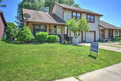 Single Family Home For Sale: 2115 Millstone Road