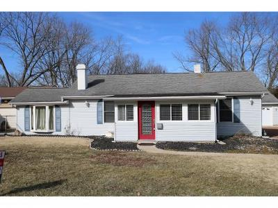 Decatur IL Single Family Home For Sale: $89,900