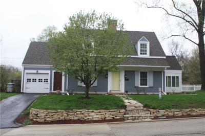 Decatur IL Single Family Home For Sale: $122,900