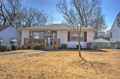 Decatur Single Family Home For Sale: 1323 W California Avenue