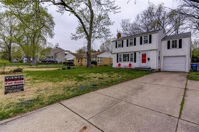 Decatur Single Family Home For Sale: 1814 Riverview Avenue