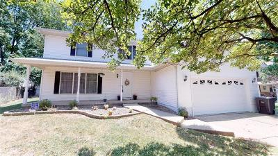Decatur Single Family Home For Sale: 4616 Wisteria Court