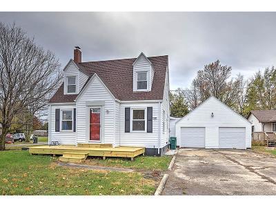 Macon Single Family Home For Sale: 101 W Glenn Street