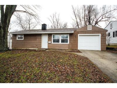 Decatur Single Family Home For Sale: 30 7th Drive