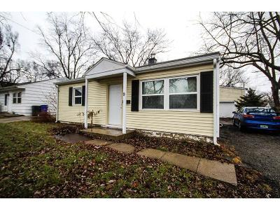 Decatur Single Family Home For Sale: 9 7th Drive