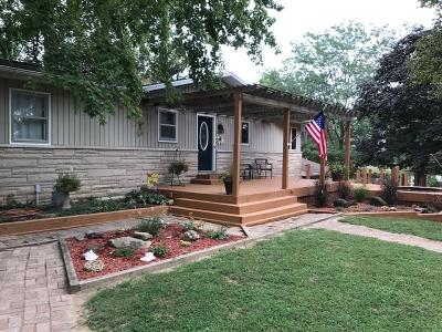 Single Family Home For Sale: 10055 N Westlake Court