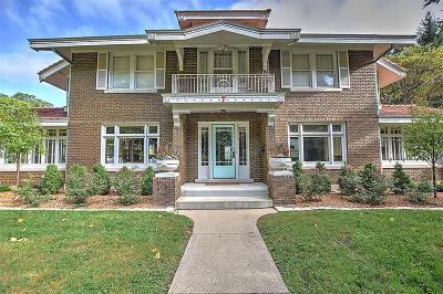 Decatur Single Family Home For Sale: 7 Montgomery Place
