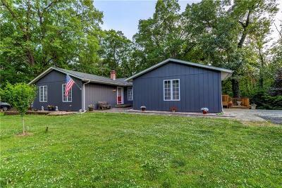 Oreana Single Family Home For Sale: 5535 Chris Drive
