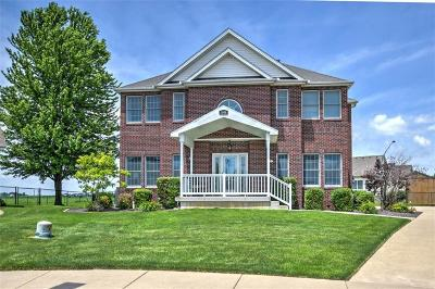 Forsyth Single Family Home For Sale: 1008 Malinda Court