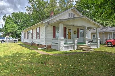 Decatur Single Family Home For Sale: 2598 N Church Street