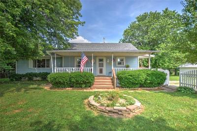 Single Family Home For Sale: 1220 N 600 East Road