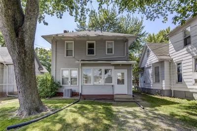 Decatur Multi Family Home For Sale: 1536 N Main Street