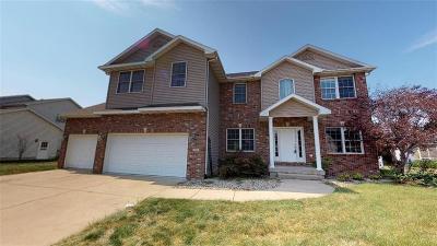 Forsyth Single Family Home For Sale: 515 Greenbrier Lane