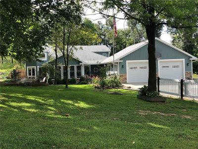 Single Family Home For Sale: 7983 N 725th Street