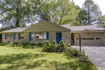 Decatur Single Family Home For Sale: 62 Greenridge Drive