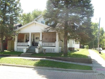 Decatur Single Family Home For Sale: 749 W Main Street