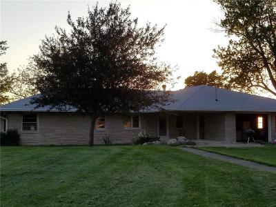 Single Family Home For Sale: 13382 N 550th Street