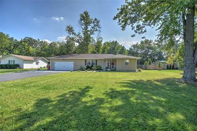 Mt. Zion Single Family Home For Sale: 1425 Noble Drive