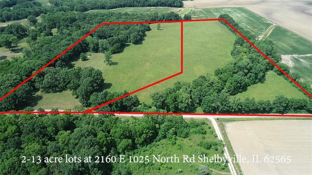 2160 E 1025 North Road, Shelbyville
