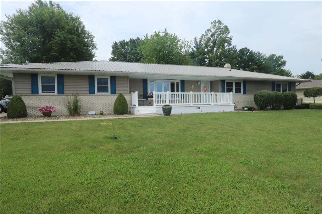502 W North 12th Street, Shelbyville