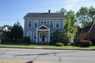 Massac County Multi Family Home For Sale: 505 E 5th Street