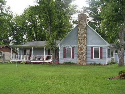 Pope County Single Family Home For Sale: 458 State Rt 145 N
