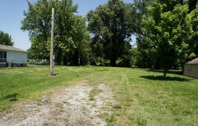 Massac County Residential Lots & Land Active Contingent: 105 E 20th Street