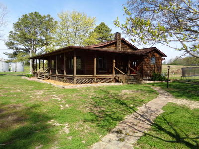 Single Family Home For Sale: 3175 Cedar Point Rd