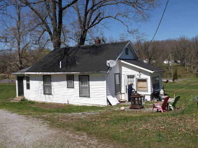 Single Family Home For Sale: Route 601 Box 89