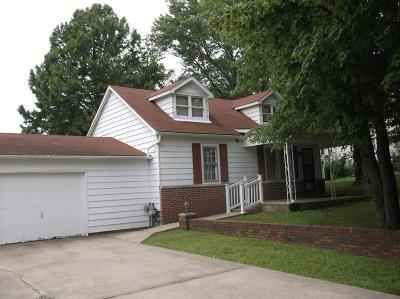 Single Family Home For Sale: 2501 Old Broughton Road